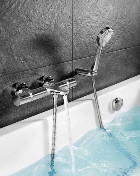 T-1000 thermostatic faucets for bath