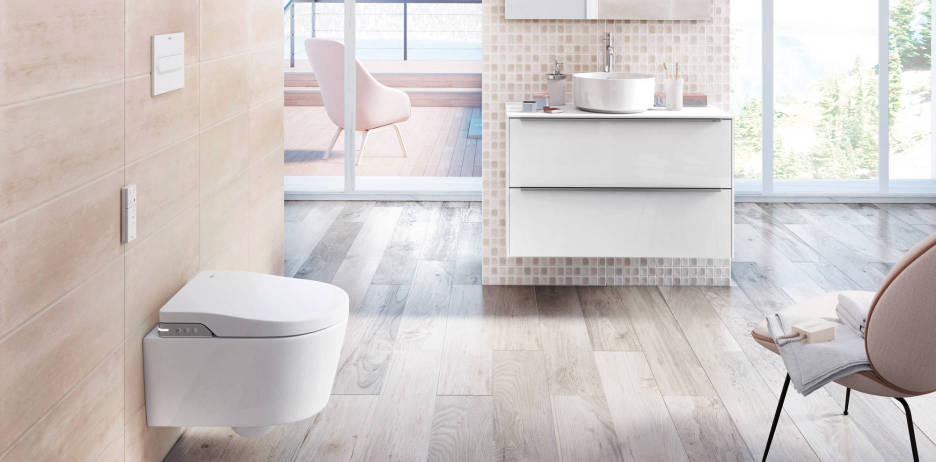 Inspira collection by Roca