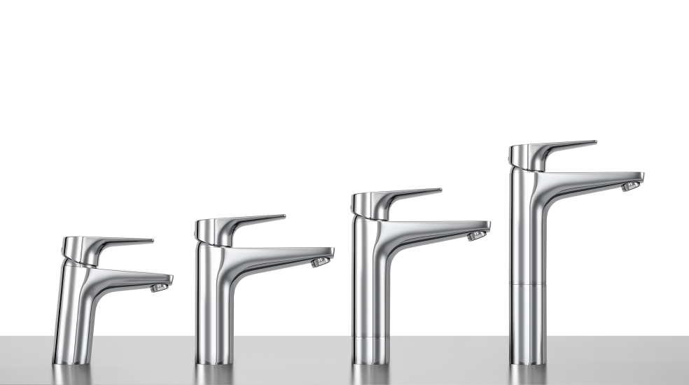 Faucets by Roca