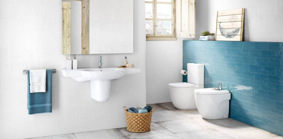 Meridian collection by Roca