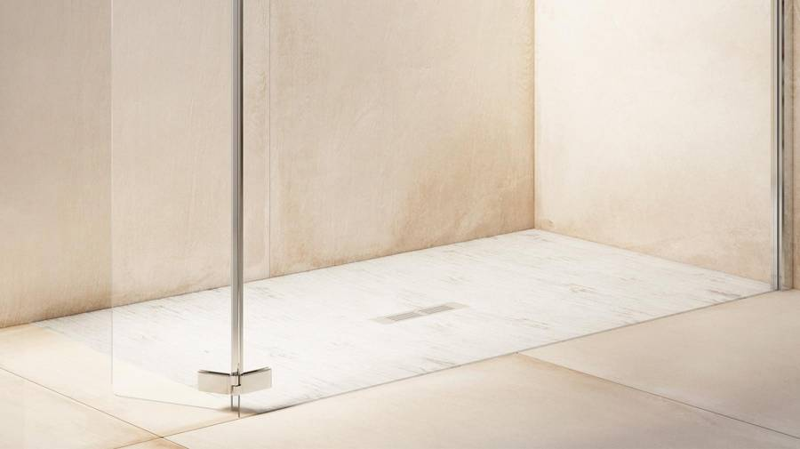 Helios shower tray by Roca