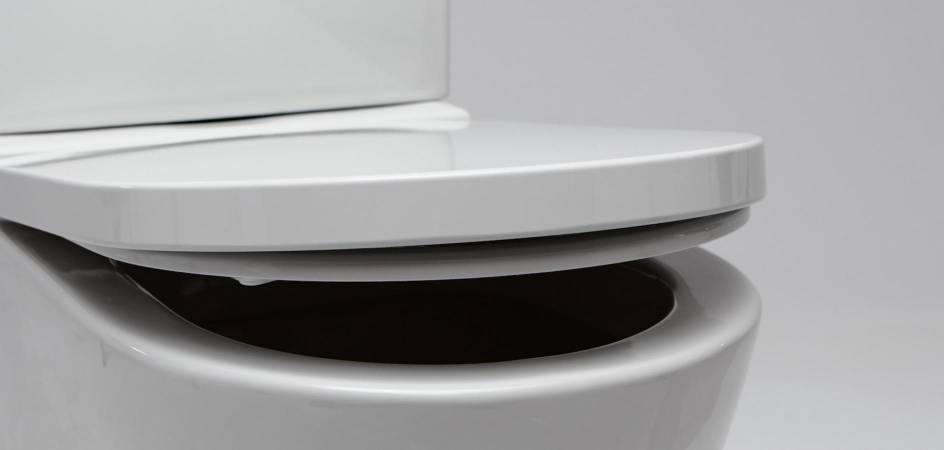 Dama wc seat and cover