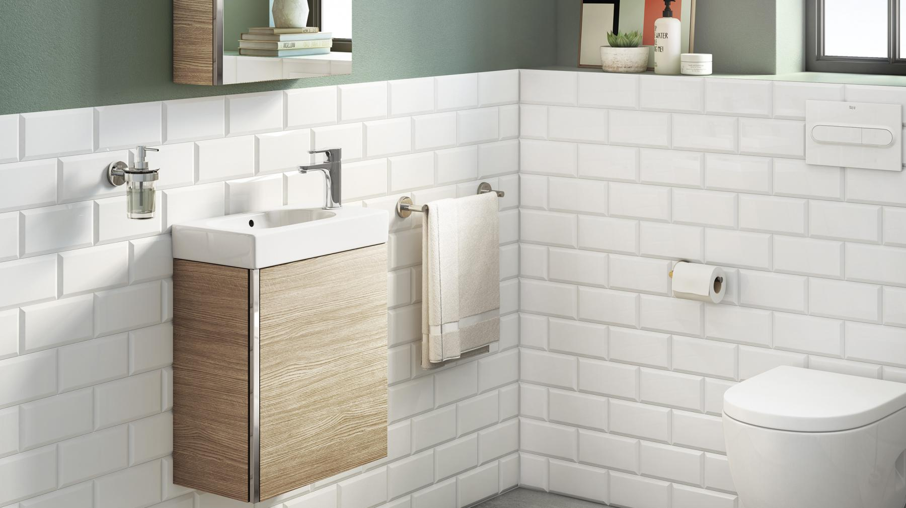 Is it possible to innovate with a classic? Subway tiles