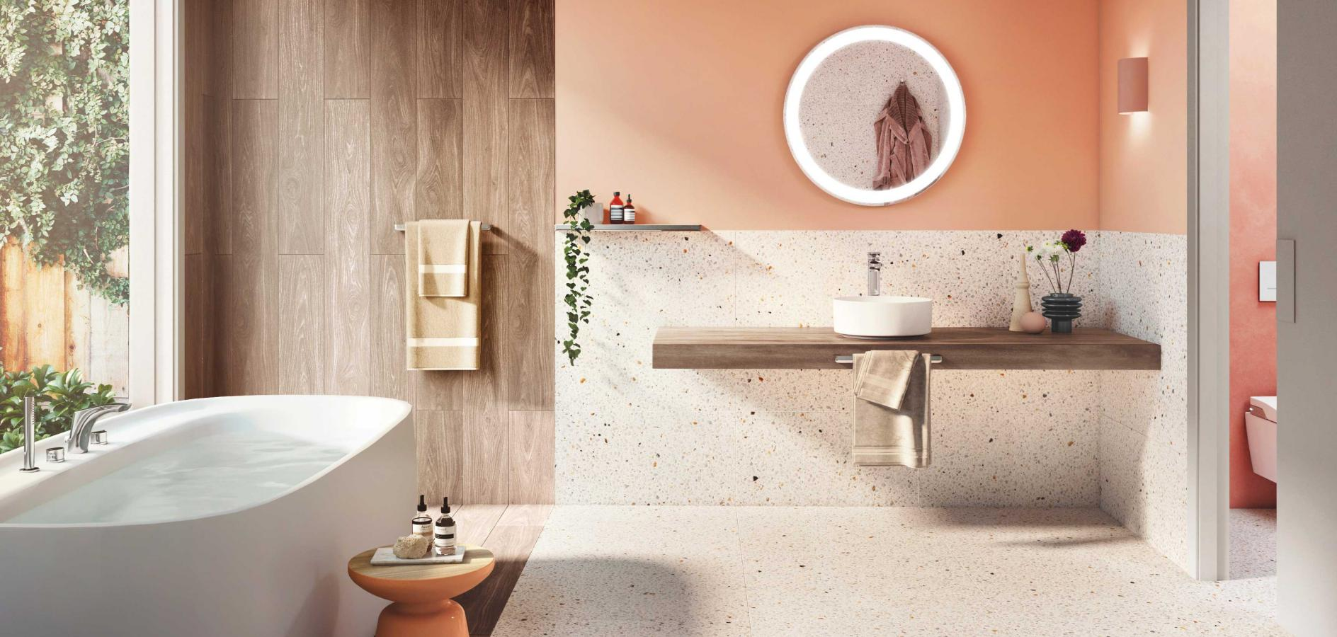 Discover 7 Ways Of Placing The Basin In, Countertop Bathroom Sinks