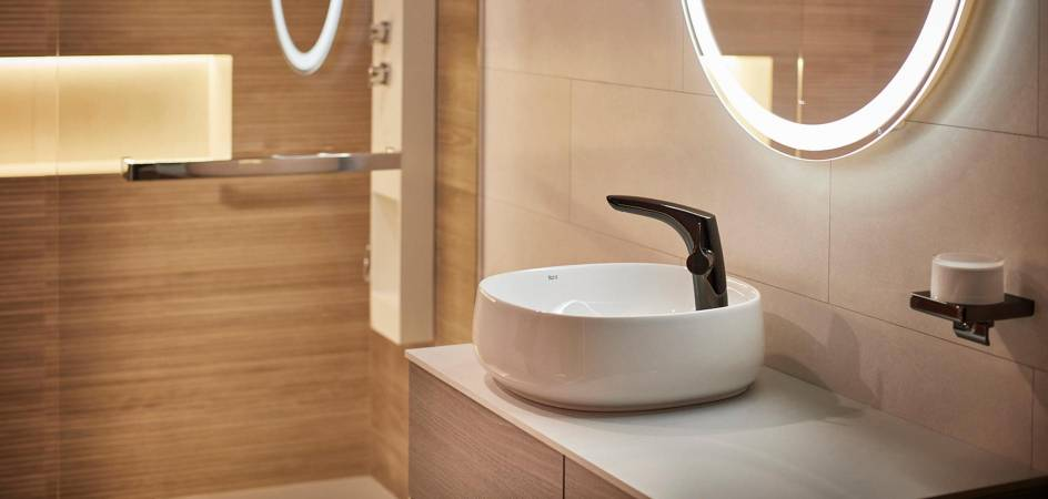 SINGLE-LEVER BASIN FAUCETS