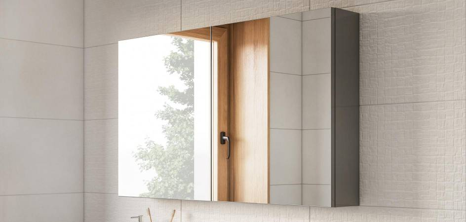 CABINET MIRRORS FOR BATHROOMS