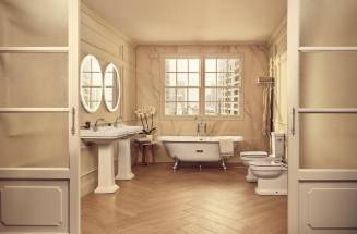 RUSTIC BATHROOM FURNITURE | ROCA