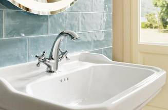 TWIN-LEVER FAUCETS ROCA