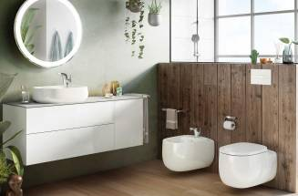 BOHO-CHIC STYLE BATHROOMS ROCA