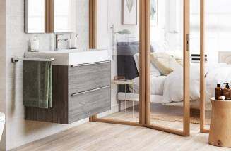 VANITY UNITS: 2-IN-1 FUNCTIONALITY