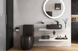 BASIN WITH SHELF OR BATHROOM COUNTERTOP - ROCA
