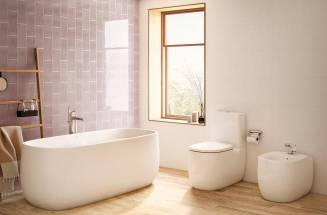 WOODEN FLOORS FOR BATHROOMS AND KITCHENS - ROCA