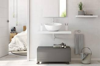 ROCA AUXILIARY BATHROOM UNITS