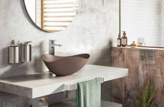 Ohtake: over countertop basins that defy the imagination