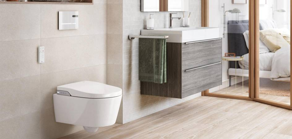 OPT FOR A TOUCHLESS BATHROOM | ROCA