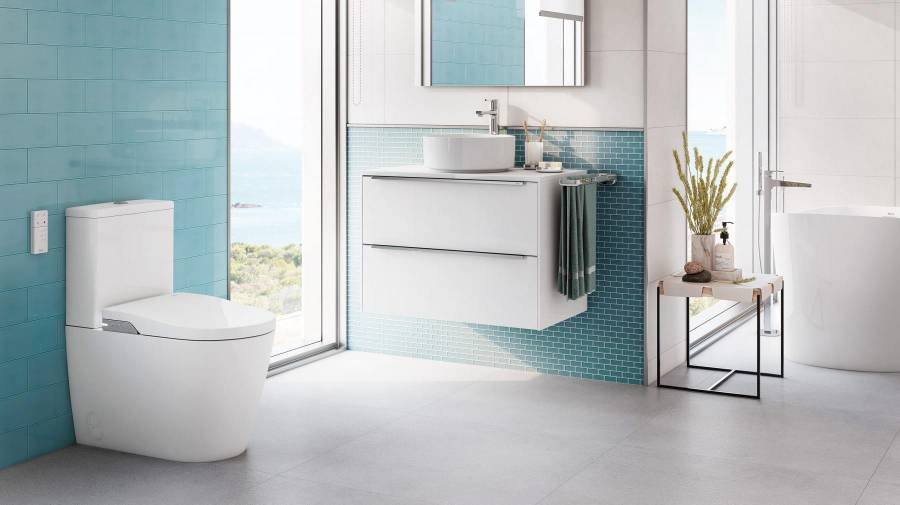 In-Wash®, the smart toilet