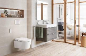 Fill your complete bathroom renovation with technology - Roca